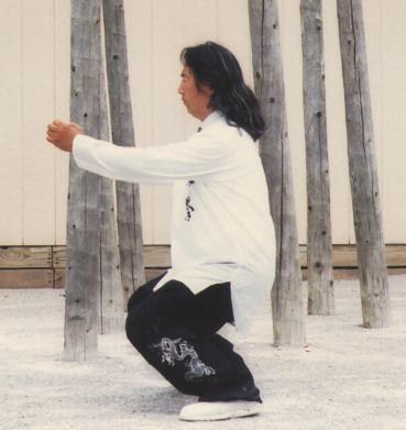 Bajiquan & Piguazhang Foundational Training Part 1